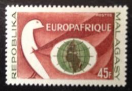 Madagascar, Unused Stamps, « Europafrique », 1964 - Madagaskar (1960-...)