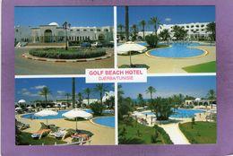 Djerba Tunisie GOLG BEACH HOTEL Multivues - Túnez