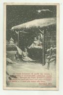 UNIONE DONNE CATTOLICHE - GIOVENTU' FEMMINILI, VENEZIA 1919 - VIAGGIATA FP - Venezia (Venedig)