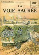 """Revue Collection """"Patrie""""  La Voie Sacrée - Français"""