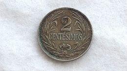 2 Centesimos Uruguay 1924 Monnaie Coin #14 - Uruguay