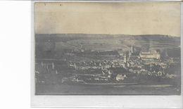 PORRENTRUY . SUISSE . Le Village , Son église Et Son Château , édit : Sans , écrite En 1913 , état Extra - JU Jura
