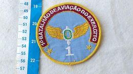 Bresil Brazil Air Force 1 Battallion Armee De L'Air Patch Ecusson #14 - Ecussons Tissu