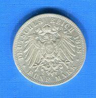 5  Mark  1898 - [ 2] 1871-1918 : Empire Allemand