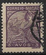 Macao Macau – 1934 Padrões Type 3 Avos - Macao