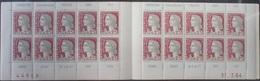R1319/131 - 1964 - PHILATEC PARIS 1964 - TYPE MARIANNE DE DECARIS - CARNET N°1263-C4 NEUF** - Cote (2020) : 100,00 € - Usage Courant
