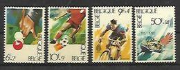 Sports - Belgique