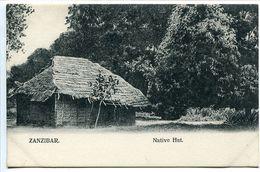 ZANZIBAR ( Tanzanie ) Native Hut ( Cabane ) Parfait état - Tanzania