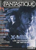 Ecran Fantastique 2003 Hideo Nakata Sarah Michelle Gellar Buffy Naomi Watts Daredevil - Cinema