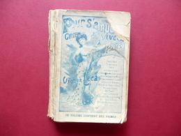 Guide Du Viveur A Paris Victor Leca Chaubard Paris Fine '800 Erotica Case Chiuse - Bücher, Zeitschriften, Comics
