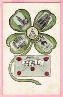 Ameliés De HAL - 1911 - Halle