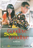 """D2210 CARTE AFFICHE """"GOODBYE SOUTH, GOODBYE"""", DE HOU HSIAO HSIEN DE 1996 - Affiches Sur Carte"""