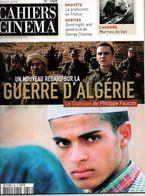 Cahiers Du Cinéma George Clooney FW Murnau Philippe Faucon Luc Besson Martin Scorsese Michel Piccoli - Cinema