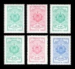 Uzbekistan 1998 Mih. 164/69 Definitive Issue MNH ** - Ouzbékistan