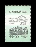 Uzbekistan 1999 Mih. 214 Universal Postal Union (UPU) MNH ** - Uzbekistán
