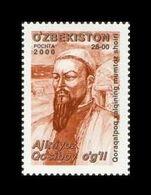 Uzbekistan 2000 Mih. 254 Poet A'jiniyaz MNH ** - Uzbekistán