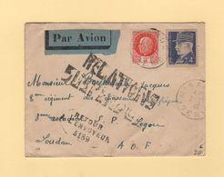 Destination Soudan - Relations Suspendues - Gers - 1942 - WW II