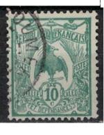 NIOUVELLE CALEDONIE       N°  YVERT  :   115  ( 3 )      OBLITERE       ( Ob   7/ 44  ) - Nueva Caledonia