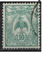 NIOUVELLE CALEDONIE       N°  YVERT  :   115  ( 4 )      OBLITERE       ( Ob   7/ 44  ) - Nueva Caledonia