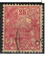 NIOUVELLE CALEDONIE       N°  YVERT  :   117      OBLITERE       ( Ob   7/ 44  ) - Nueva Caledonia