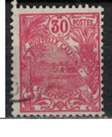 NIOUVELLE CALEDONIE       N°  YVERT  :   118  ( 2 )   OBLITERE       ( Ob   7/ 44  ) - Nueva Caledonia