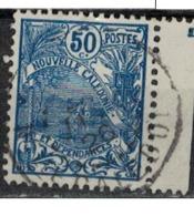 NIOUVELLE CALEDONIE       N°  YVERT  :   120  ( 2 )    OBLITERE       ( Ob   7/ 44  ) - Nueva Caledonia