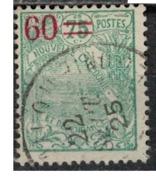 NIOUVELLE CALEDONIE       N°  YVERT  :   130    OBLITERE       ( Ob   7/ 44  ) - Nueva Caledonia