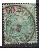NIOUVELLE CALEDONIE       N°  YVERT  :   130  ( 3 )   OBLITERE       ( Ob   7/ 44  ) - Nueva Caledonia