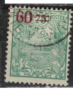 NIOUVELLE CALEDONIE       N°  YVERT  :   130  ( 4 )   OBLITERE       ( Ob   7/ 44  ) - Nueva Caledonia