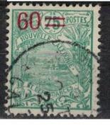 NIOUVELLE CALEDONIE       N°  YVERT  :   130  ( 5 )   OBLITERE       ( Ob   7/ 44  ) - Nueva Caledonia