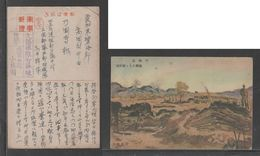 JAPAN WWII Military Pingdiquan Picture Postcard NORTH CHINA CHINE WW2 MANCHURIA CHINE MANDCHOUKOUO JAPON GIAPPONE - 1941-45 Northern China