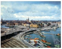 (C 18) Sweden - Stockholm - Suède