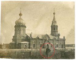 Litauen Lithuania-Schaulen -Tauragė Tauroggen?Church Kirche Eglise  -guerre 14/18-WWI Photo Allemande - Lituania