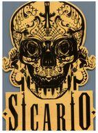 (C 19) Australia Avanti Postcard -  Movie - Sicario - Affiches Sur Carte