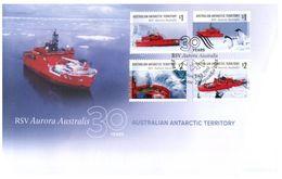 (C 20) Australia FDC - Australie Premier Jour - 2018 - Ships - FDC