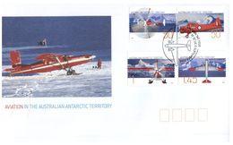 (C 20) Australia FDC - Australie Premier Jour - 2005 - Aviation - FDC