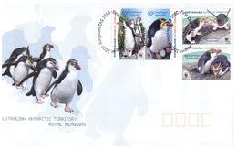 (C 20) Australia FDC - Australie Premier Jour - 2007 - Royal Penguins - FDC