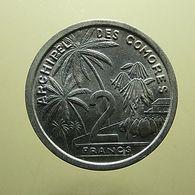 Comoros 2 Francs 1964 - Comoros