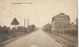 Francorchamps - Route De Spa - Automobiles Minerva - 1945 - Stavelot