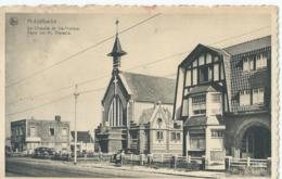 "Middelkerke - La Chapelle De Ste-Thérèse - Kapel Van H. Theresia - Bazar ""La Baigneuse"", Middelkerke - 1951 - Middelkerke"