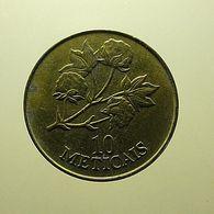 Moçambique 10 Meticais 1994 - Mozambique