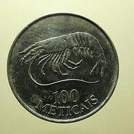 Moçambique 100 Meticais 1994 - Mozambique