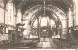 620) Mielen-Boven-Aalst - Binnenzicht Kerk - Gingelom