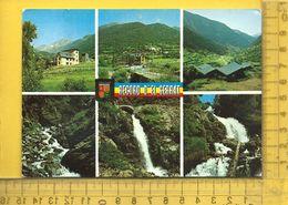 CPM  ANDORRE, ORDINO : Diferents Aspectes, Record D'el Serrat 6 Vistas - Andorra
