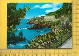CPM  ITALIE, LIGURIA, GENOVA : Passeggiata A Mare E Scogliere - Genova (Genoa)
