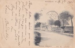 MEURSAULT                     Ancienne Leproserie                              Timbree - Meursault