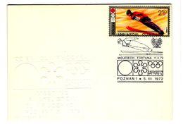 34346 - J.O. D'hiver De SAPPORO - 1944-.... Republic