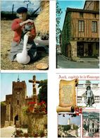 32 / GERS /  Lot De 90 Cartes Postales Modernes écrites - Cartes Postales