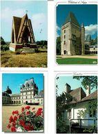36 / INDRE /  Lot De 90 Cartes Postales Modernes écrites - Cartes Postales