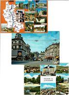 42 / LOIRE /  Lot De 90 Cartes Postales Modernes écrites - Cartes Postales
